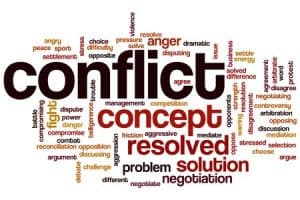 Conflict Resolution help